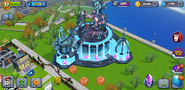 Inhumans Event Play Area