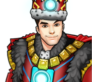 Iron Man King Icon