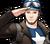Captain America World War II Icon