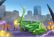 Fin Fang Foom (Earth-TRN562) from Marvel Avengers Academy 001