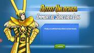 Outfit Unlocked! Immortal Sorcerer Loki