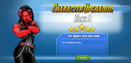 Red She-Hulk Rank 5
