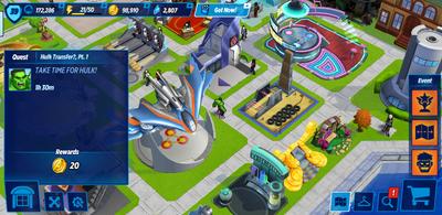 Hulk Transfer, Pt. 1