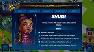 Shuri Profile