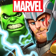 Thor Ragnarok events Logo