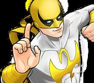 Immortal Weapon Iron Fist Icon