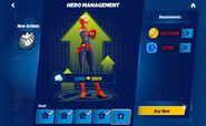 Captain Marvel Rank 5 2.0