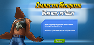 Character Recruited! Werewolf by Night