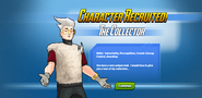 Character Recruited! The Collector