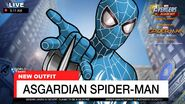 World News Asgardian Spider-Man
