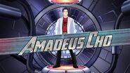 Character Recruited! Amadeus Cho 2.0