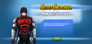 Outfit Unlocked! Armored Daredevil