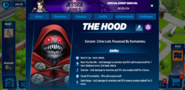 The Hood Profile