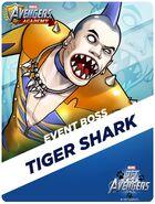 Boss Pet Avengers Event Tiger Shark