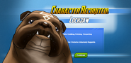 Character Recruited! Lockjaw