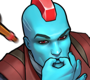 Yondu Udonta (Earth-TRN562) from Marvel Avengers Academy 001