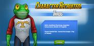 Character Recruited! Throg