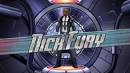 Character Recruited! Nick Fury 2.0