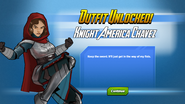 Knight America Chavez Outfit Unlocked
