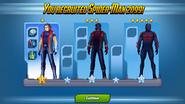 Spider-Man 2099 Ranks