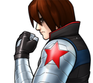 Winter Soldier Rank 3 icon
