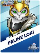 New Outfit Pet Avengers Event Faline Loki