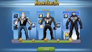 Venom Ranks