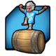 Action Barrel Roll