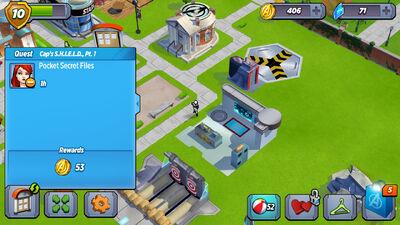Cap's S.H.I.E.L.D