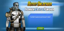 Outfit Unlocked! Franken-Castle Punisher