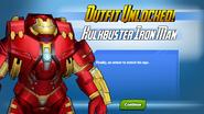 Outfit Unlocked! Hulkbuster Iron Man