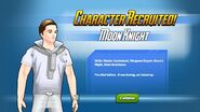 Character Recruited Moon Knight