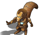 Iron Tippy-Toe