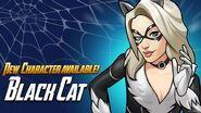 Recruit Available Black Cat