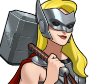 Jane Foster Rank 3 icon
