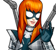 Mary Jane Armoured Icon