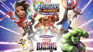 Marvel Rising Event
