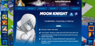Moon Knight's Profile