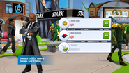 Nick Fury's Requirements