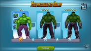Hulk Ranks