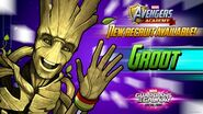 New Recruit Available! Groot