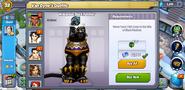 Wakandan Black Panther Van Dynes
