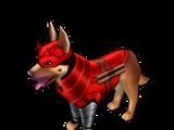 Lightning the Super Dog