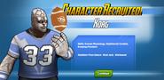 Character Recruited! Korg