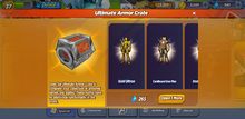 Ultimate Armor Crate