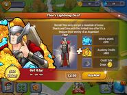 Thor Lightning Deal