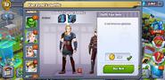 Gladiator Captain America Van Dynes