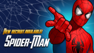 Recruit Available Spider-Man