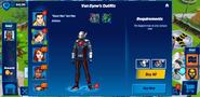 Giant-Man Ant-Man Van Dynes