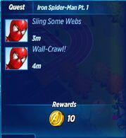Iron Spider-Man, pt. 1